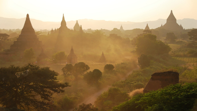 bagan Top 25 Places You Have To See Before You Die...