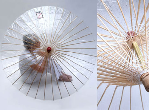 bamboo 18 Insanely Unique Umbrellas