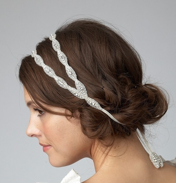 bandeau-cheveux-mariage1 A breathtaking collection of Bridal Hair Accessories
