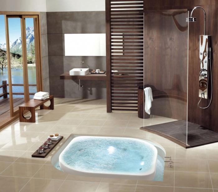 bathtubs-picture 25 Creative and Unique Bathtubs for an Elegant Bathroom