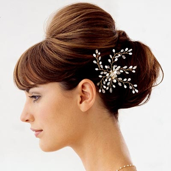 beautiful-bridal-hair-accesories A breathtaking collection of Bridal Hair Accessories