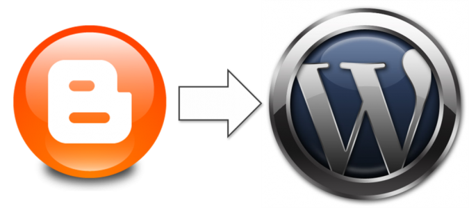 blogger-to-wordpress How to Professionally Move a Free Blog from Blogger to Paid Hosting
