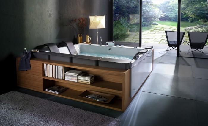 blubleu-reclining-tub 25 Creative and Unique Bathtubs for an Elegant Bathroom