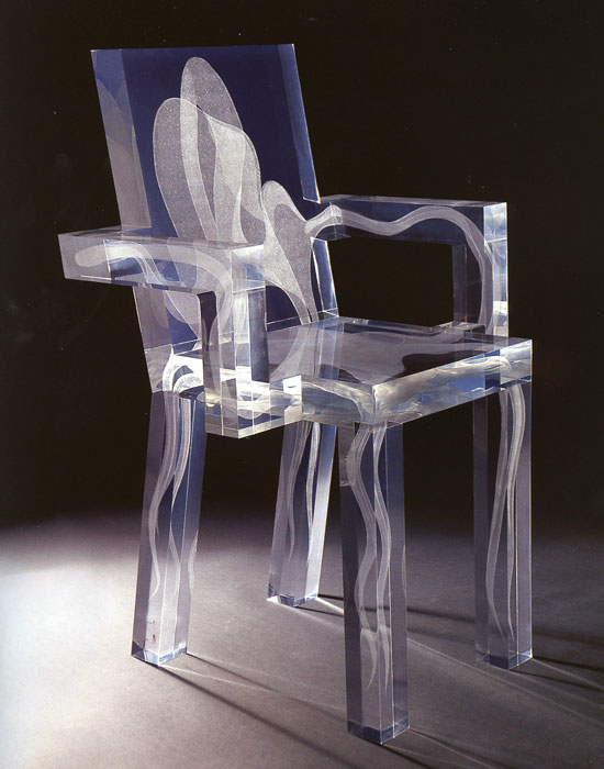 book03 Do Ghosts Scare You? Take a Look at These Ghost Chairs