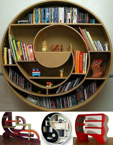 booksbooksheldecorationbookshelfdesignfurniture-4bee45dbb421ce853a5a4d7441713ee5_h 30 Most Unusual Furniture Designs For Your Home