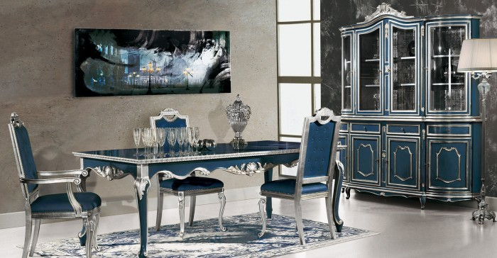 cd-home-dining-room-high-italian-furniture 45 Most Stylish and Contemporary Dining rooms