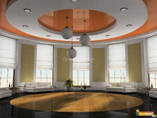 ceiling-design-11 Fantastic Ceiling Designs For Your Home