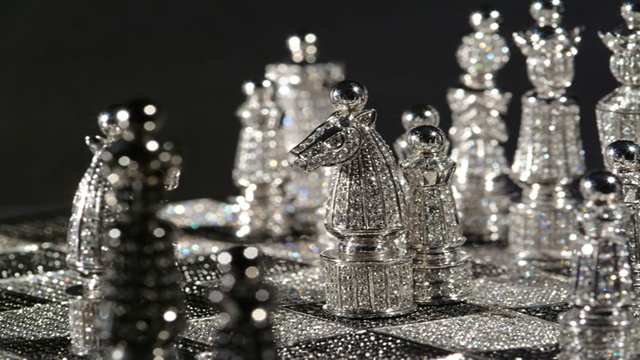 chess 17 Most Expensive Things From Around The World