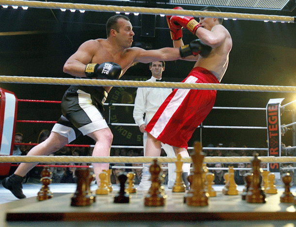 chessboxing-1 Top 20 Most Mysterious Sports From Around The World