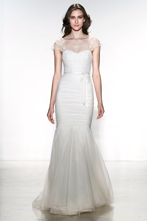 christos-wedding-dress-spring-2014-bridal-collection-01 +25 Most Breathtaking Bridal Dresses Ideas For 2021