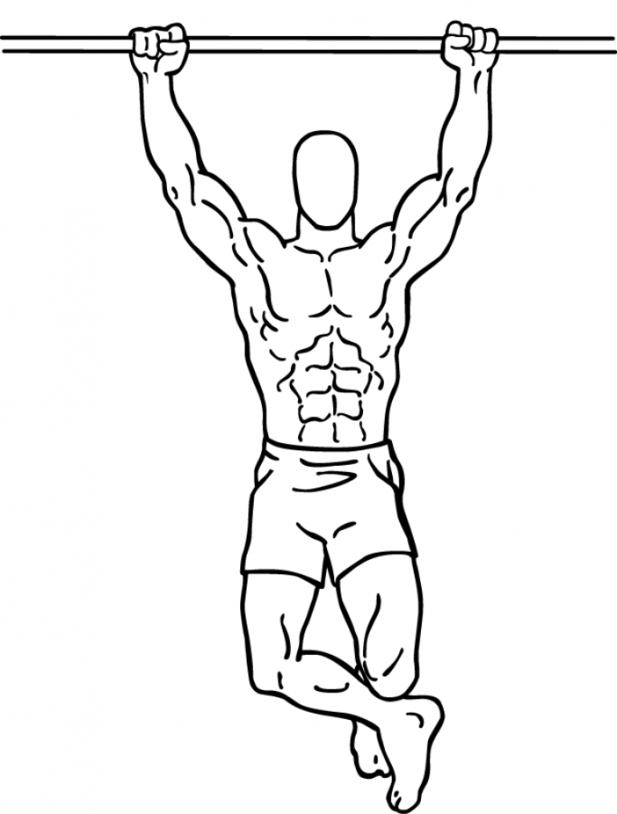 climbers-chin-up-2 10 MMA Workouts to Achieve Fitness