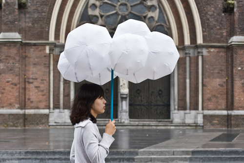 cloud 18 Insanely Unique Umbrellas