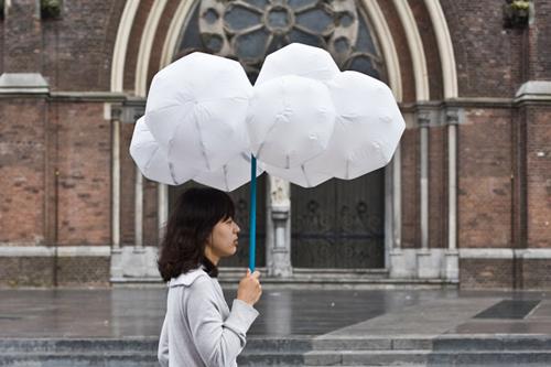 cloud 18 Insanely Unique Umbrellas