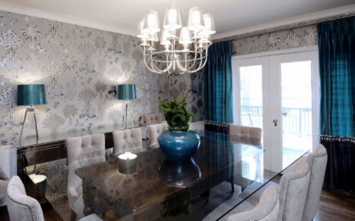 contemporary-dining-room- 45 Most Stylish and Contemporary Dining rooms