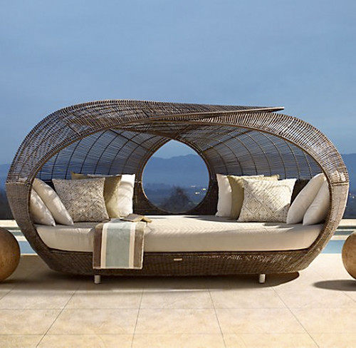 contemporary-patio-furniture-and-outdoor-furniture 32 Most Interesting Outdoor Furniture Designs