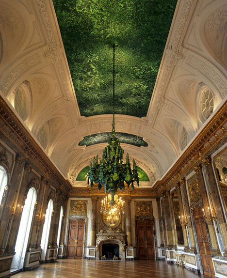 creative-reflective-ceiling-design11 Fantastic Ceiling Designs For Your Home