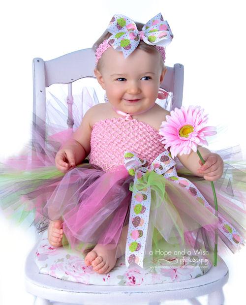 cupcakebirthdaydress 1st Birthday Dresses For Your Baby Girl
