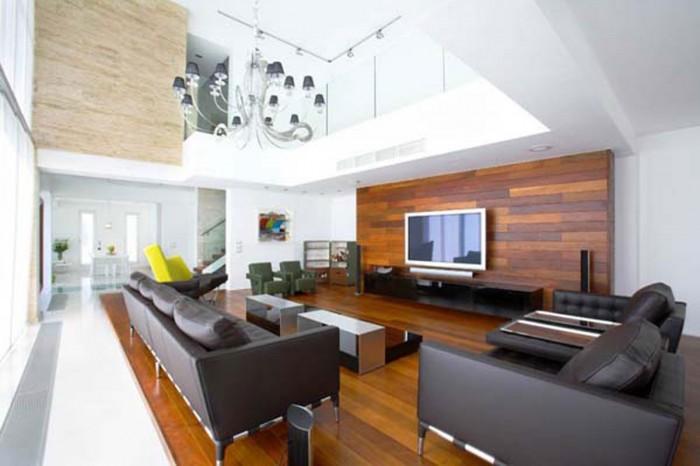 dark-living-room-inspirations +20 Modern Ideas For Living Rooms Designs