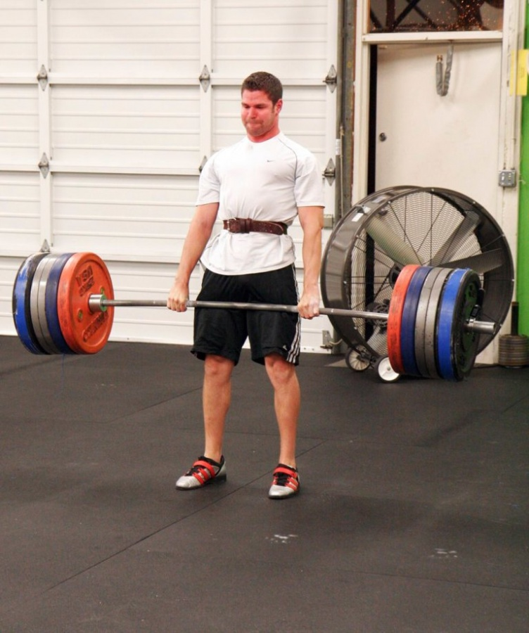 deadlift How to Increase Your Vertical Jump by 12 Inches in Few days