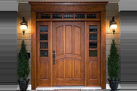 dighomedesign.com-wp-content-uploads-2012-02-teak-wood-exterior-front-door-gallery 23 Designs To Choose From When Deciding On A Front Door