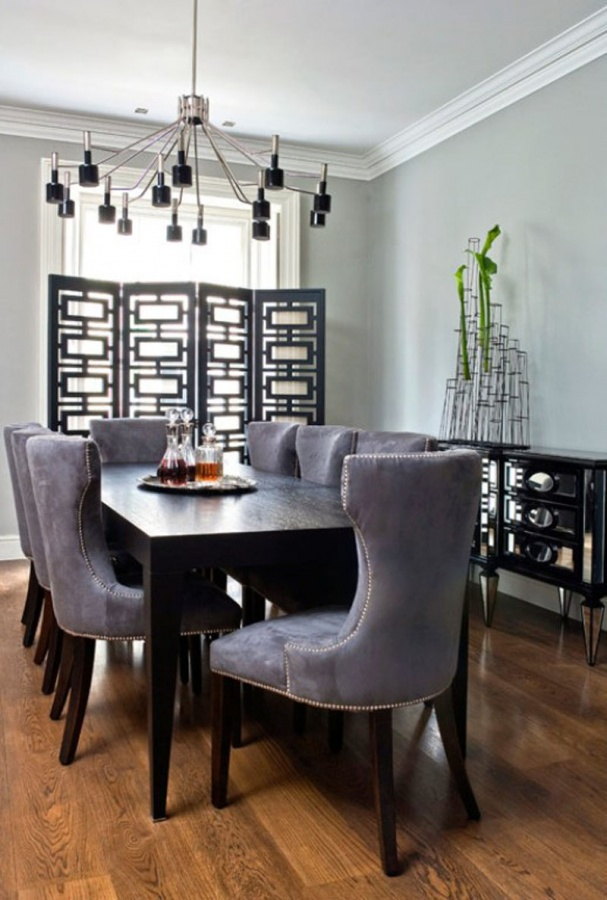 dining-room-space-for-new-home-2013-design-ideas 28 Elegant Designs For Your Dining Room