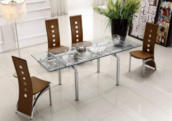 dining-set 45 Most Stylish and Contemporary Dining rooms