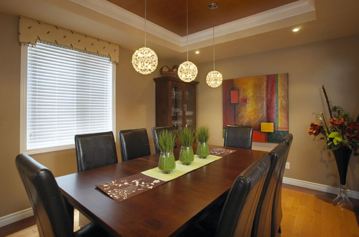 dining_room_design 28 Elegant Designs For Your Dining Room