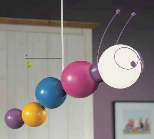 diy-interior-decorating-recycling-ideas-4 Fantastic Designs Of Lighting And Lamps For Kids' Rooms