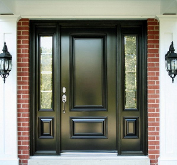 door-designs-for-houses2 23 Designs To Choose From When Deciding On A Front Door