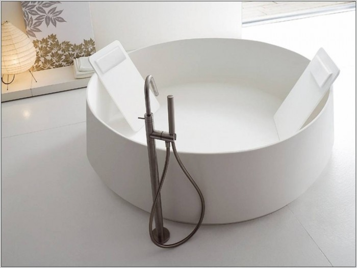 double 25 Creative and Unique Bathtubs for an Elegant Bathroom