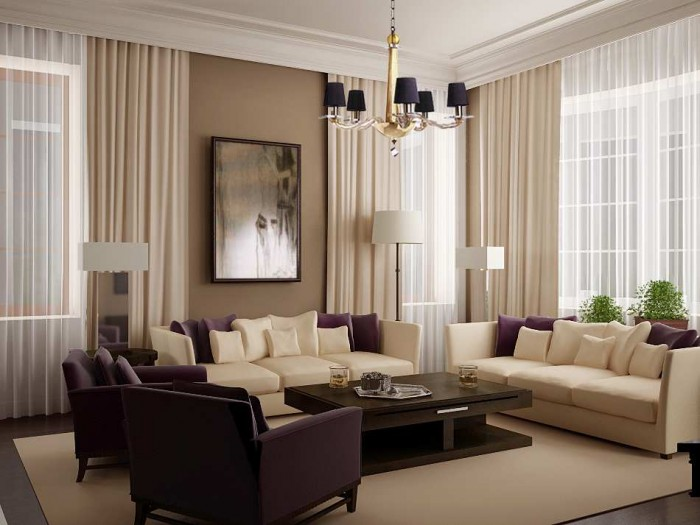 drawingroom +20 Modern Ideas For Living Rooms Designs