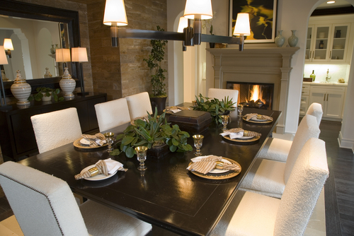 28 Elegant Designs For Your Dining Room