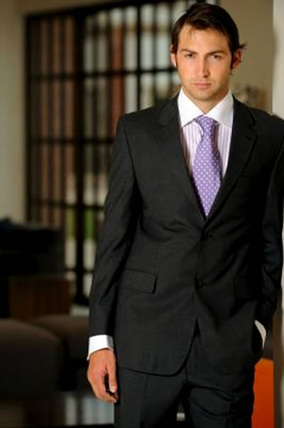 elegant-men-wedding-suits Which One Is The Perfect Wedding Suit For Your Big Day?!