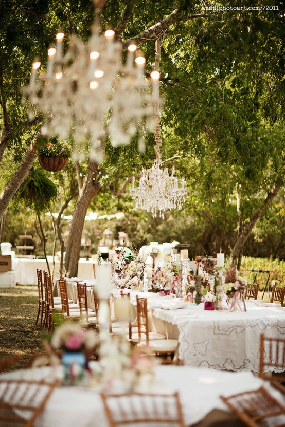 spring summer outdoor wedding inspiration soundsurge ForOutdoor Wedding Reception Ideas