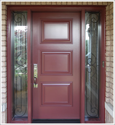 entry-door-1 23 Designs To Choose From When Deciding On A Front Door