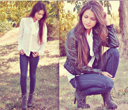 fashion-girl-hair-jacket-Favim.com-607255 Most Stylish +20 Teenage Girls Fashion Trends