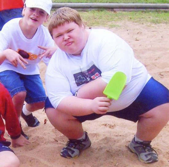 fat-kid Do You Have An Obese Kid?! Lose Weight By Playing Video Games