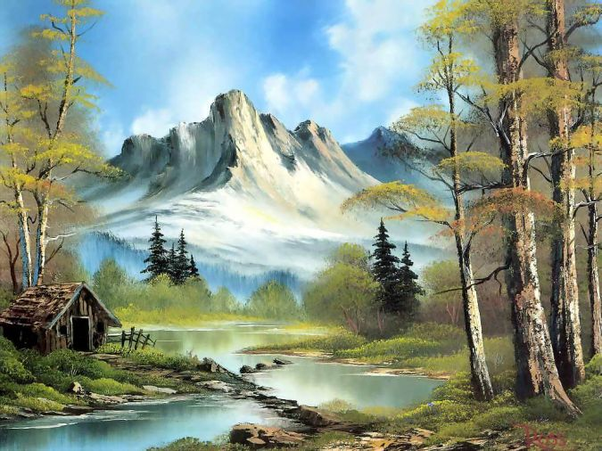 fine-paintings-wallpapers-landscape Most 15 Creative Website Ideas to Start Building Yours