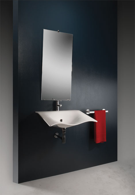 flight-washbasin-2 40 Catchy and Dazzling Bathroom Sinks