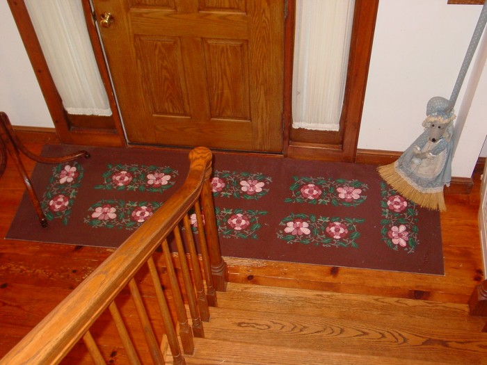 front_door 5 Tips On Choosing The Suitable Front Door Mat Or Rug