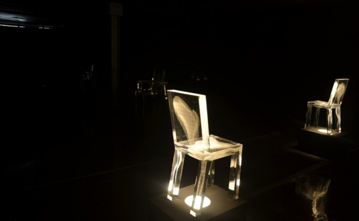 ghost Do Ghosts Scare You? Take a Look at These Ghost Chairs