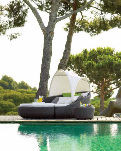 gloster-eclipse-collection1 32 Most Interesting Outdoor Furniture Designs