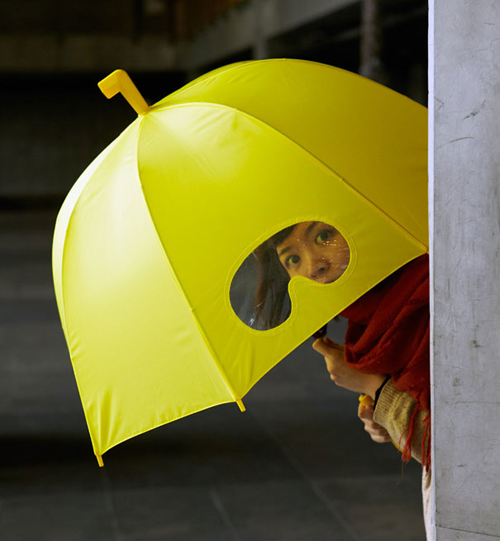 goggles 18 Insanely Unique Umbrellas
