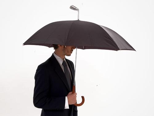 golf 18 Insanely Unique Umbrellas