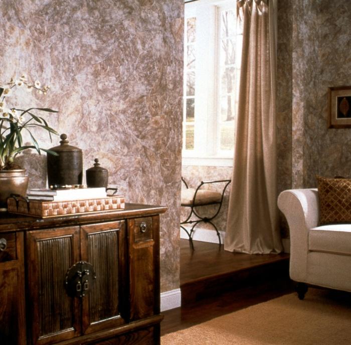 Goo3d Looking Elegant Wallpaper Living Room Tips On Choosing Wall Papers