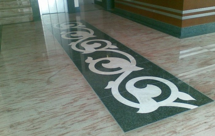 granite-floor-tile-decoration-and-design 43 Modern And Creative Ideas Of Flooring Designs