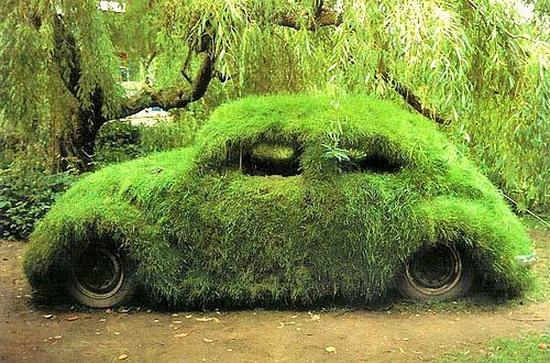 grass-art-7 23 Remarkable Grass Sculptures