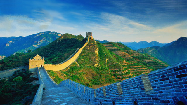 greatwall Top 25 Places You Have To See Before You Die...