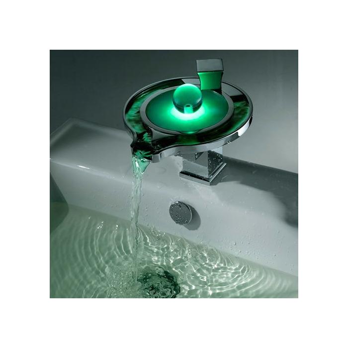 green 40 Breathtaking and Unique Bathroom Faucets