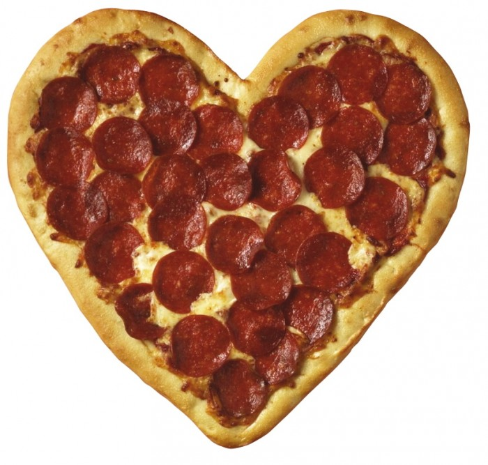 heart-shaped-pizza1 Pizza !!! Do You Ever Think If It Is A Right Nutrition For You And Your Family?!